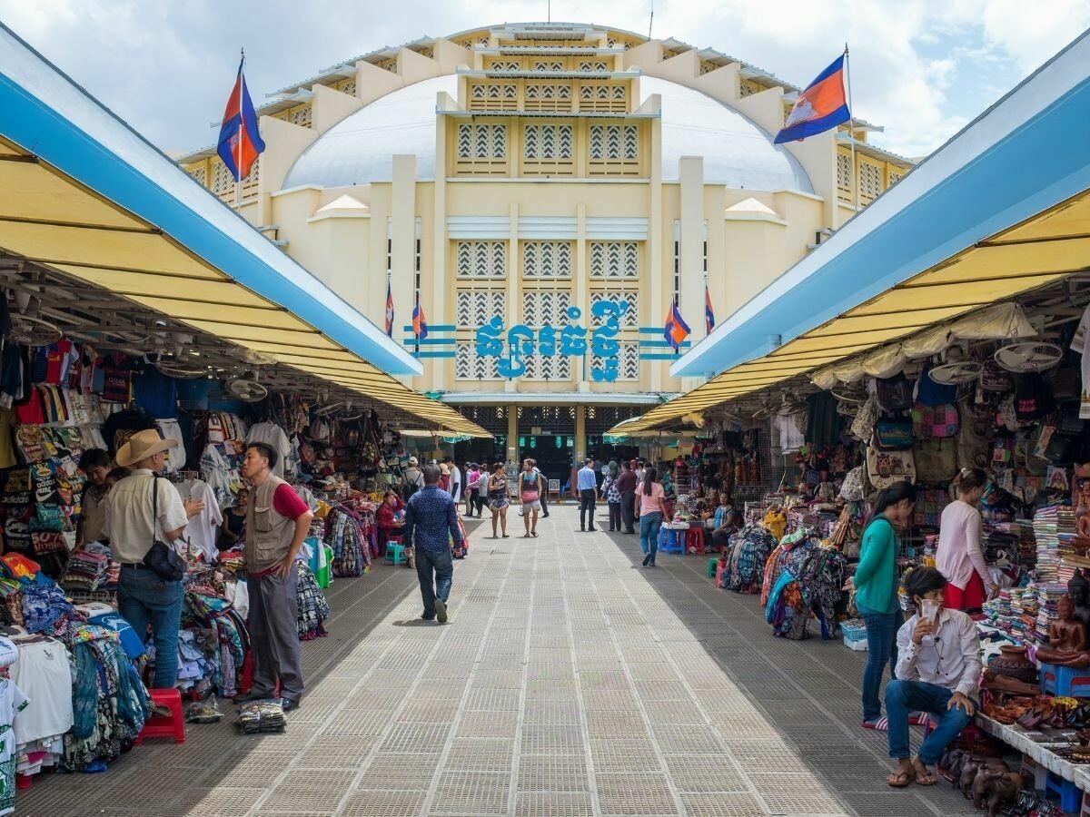 5D Siem Reap & Phnom Penh   Muslim I Seat-In-Coach I In REP Out PNH
