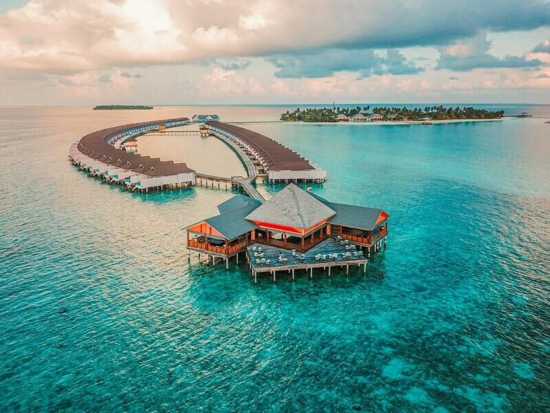 4D3N Maldives @ The Standard Huruvalhi