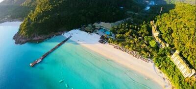 3D2N The Taaras Beach & Spa Resort Redang Island