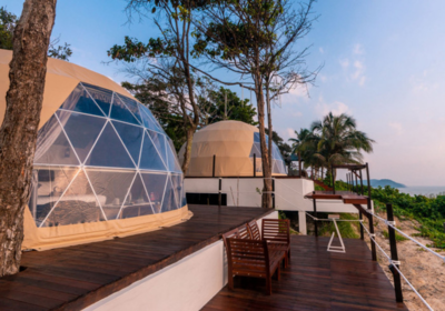 2D1N Glamping Escape @ Sea Horizon Resort