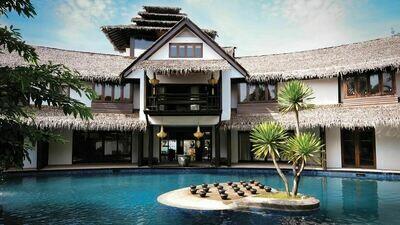 2D1N @ Villa Samadhi Kuala Lumpur
