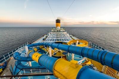 5D4N Costa Cruise: Port Klang - Langkawi - Singapore - Port Klang
