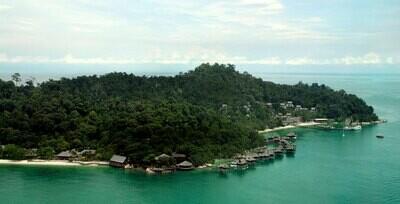 3D2N Residents' Package @ Pangkor Laut Resort