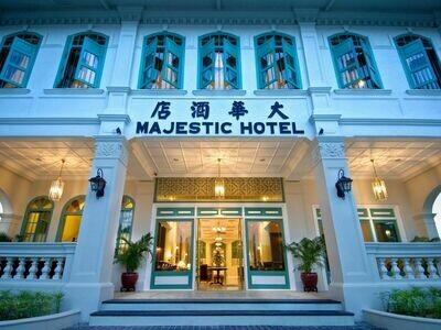3D2N @ The Majestic Malacca