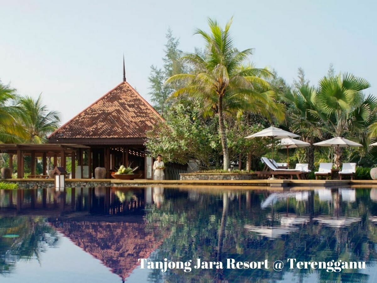 3D2N Residents' Package @ Tanjong Jara Resort