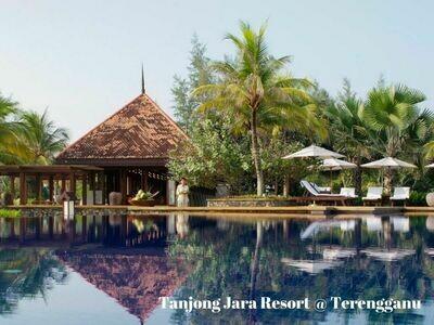 3D2N Residents' Package @ Tanjong Jara Resort