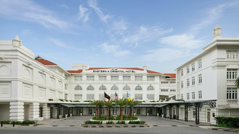 3D2N Staycation in Style @ Eastern & Oriental Hotel, Penang