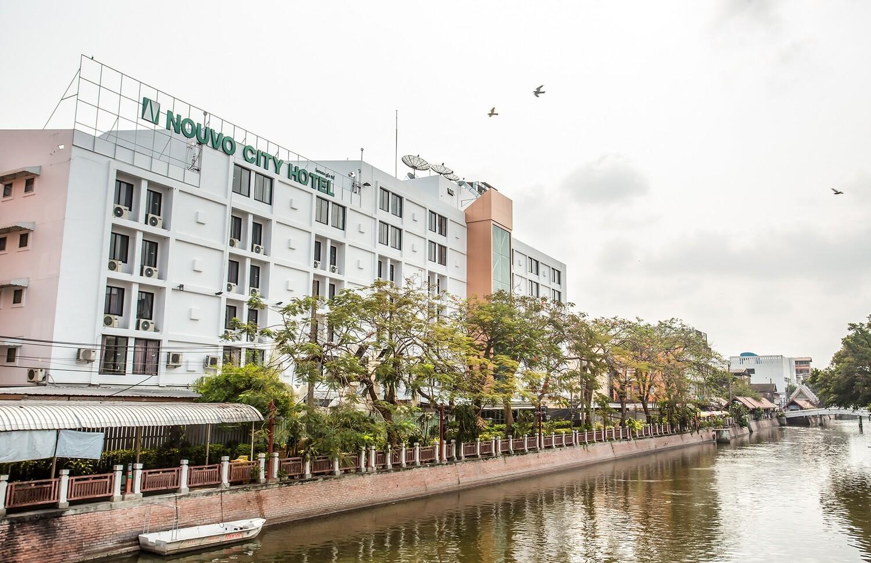 15D14N Alternative State Quarantine @ Nouvo City Hotel