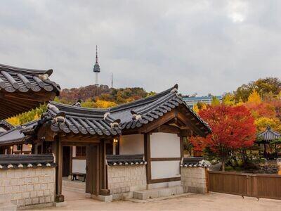 5D4N South Korea Break | Muslim