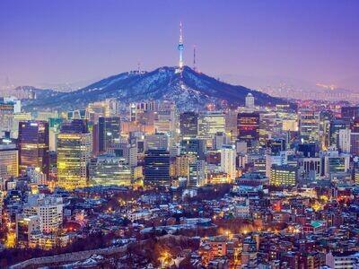 5D4N Discover Seoul & Mt. Seorak | Muslim