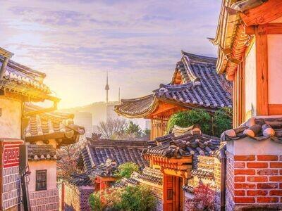 1D Jeonju Hanok Village Tour