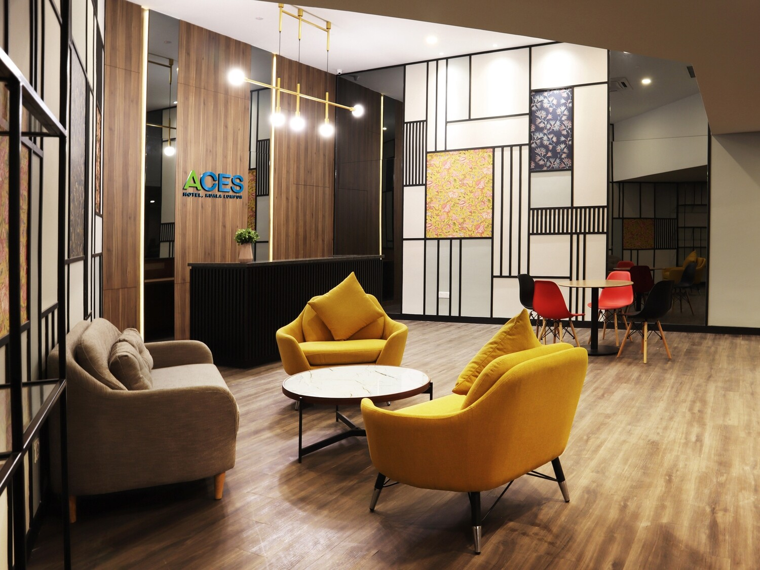 10D9N Self-Isolation Package @ Aces Hotel Kuala Lumpur