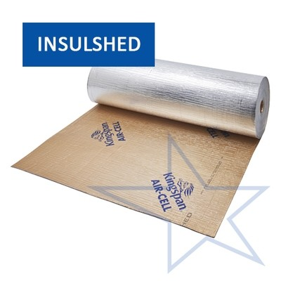 Aircell Insulshed 50