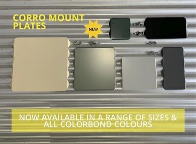 Corro Mount Plates