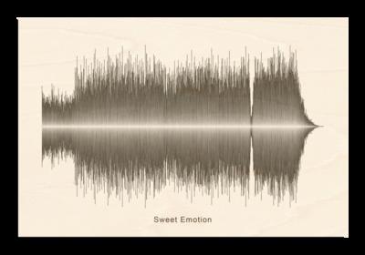 Aerosmith sweet emotion Soundwave Wood