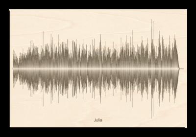 Beatles Julia Soundwave Wood