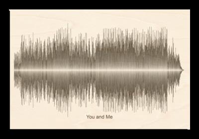 Dave Matthews you and me Soundwave Wood