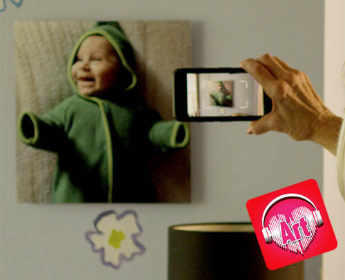 Already have your own art? Make it interactive!