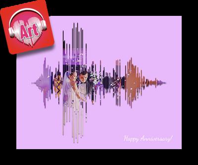 1st Anniversary (paper) Soundwave Picture