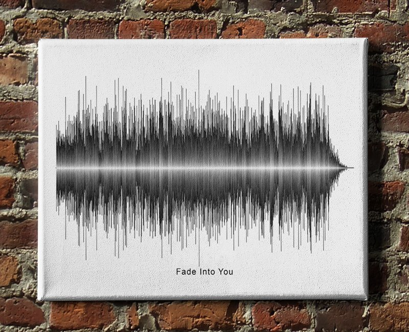 Mazzy Star - Fade Into You Soundwave Canvas