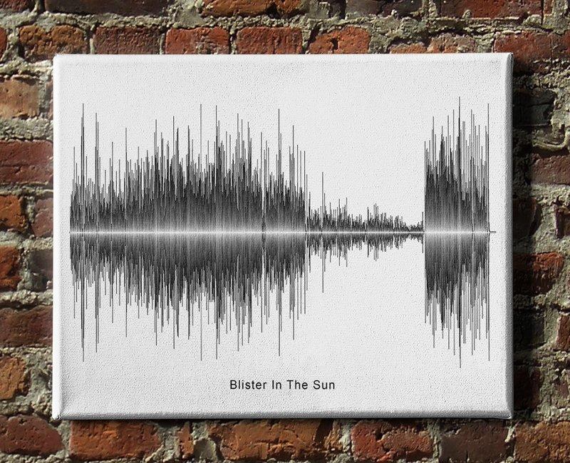 Violent Femmes - Blister In The Sun Soundwave Canvas