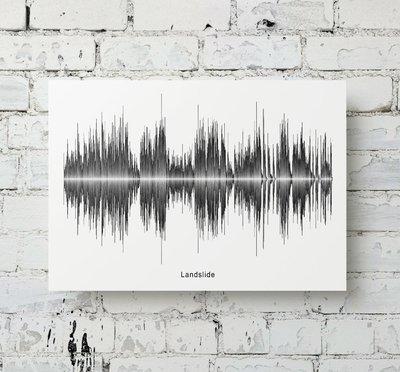 Fleetwood Mac - Landslide Soundwave Metal