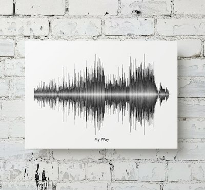 Frank Sinatra - My Way Soundwave Metal