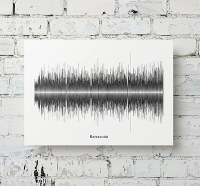 Heart - Barracuda Soundwave Metal