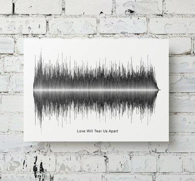 Joy Division - Love Will Tear Us Apart Soundwave Metal