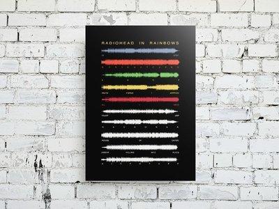 Radiohead In Rainbows Soundwave Metal