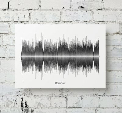 Tool - Undertow Soundwave Metal