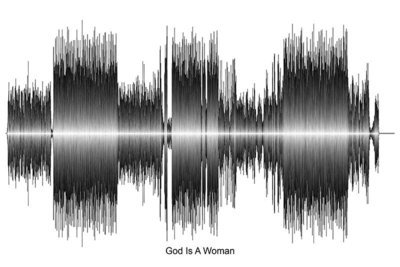 Ariana Grande - God Is A Woman Soundwave Digital Download