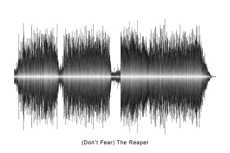 Blue Oyster Cult - Don't Fear The Reaper Soundwave Digital Download