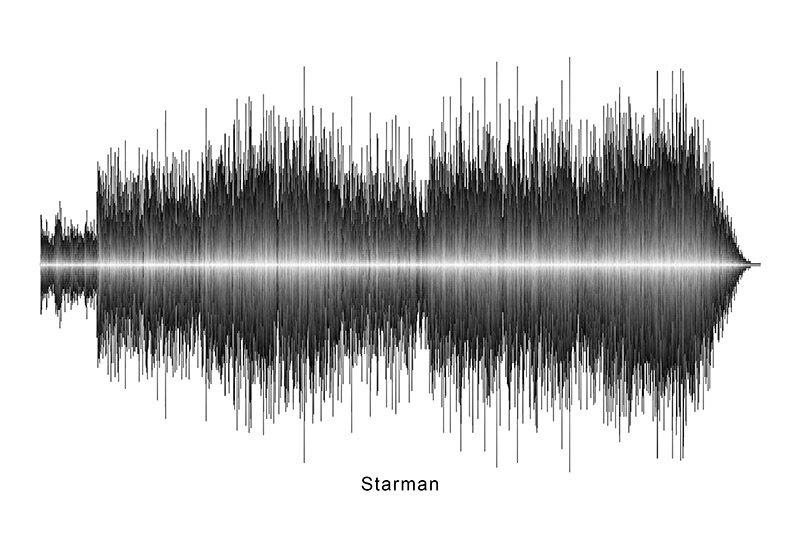 David Bowie - Starman Soundwave Digital Download
