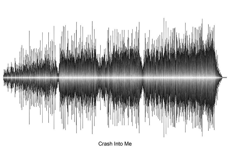 Dave Matthews Band - Crash Into Me Soundwave Digital Download