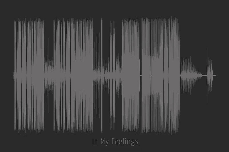Drake - In My Feelings Soundwave Digital Download