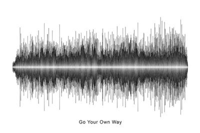 Fleetwood Mac - Go Your Own Way Soundwave Digital Download