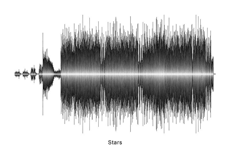 Hum - Stars Soundwave Digital Download