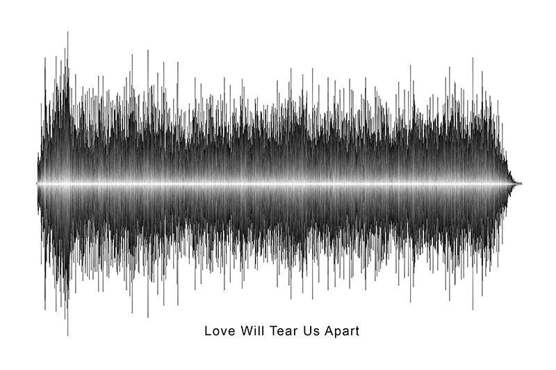 Joy Division - Love Will Tear Us Apart Soundwave Digital Download
