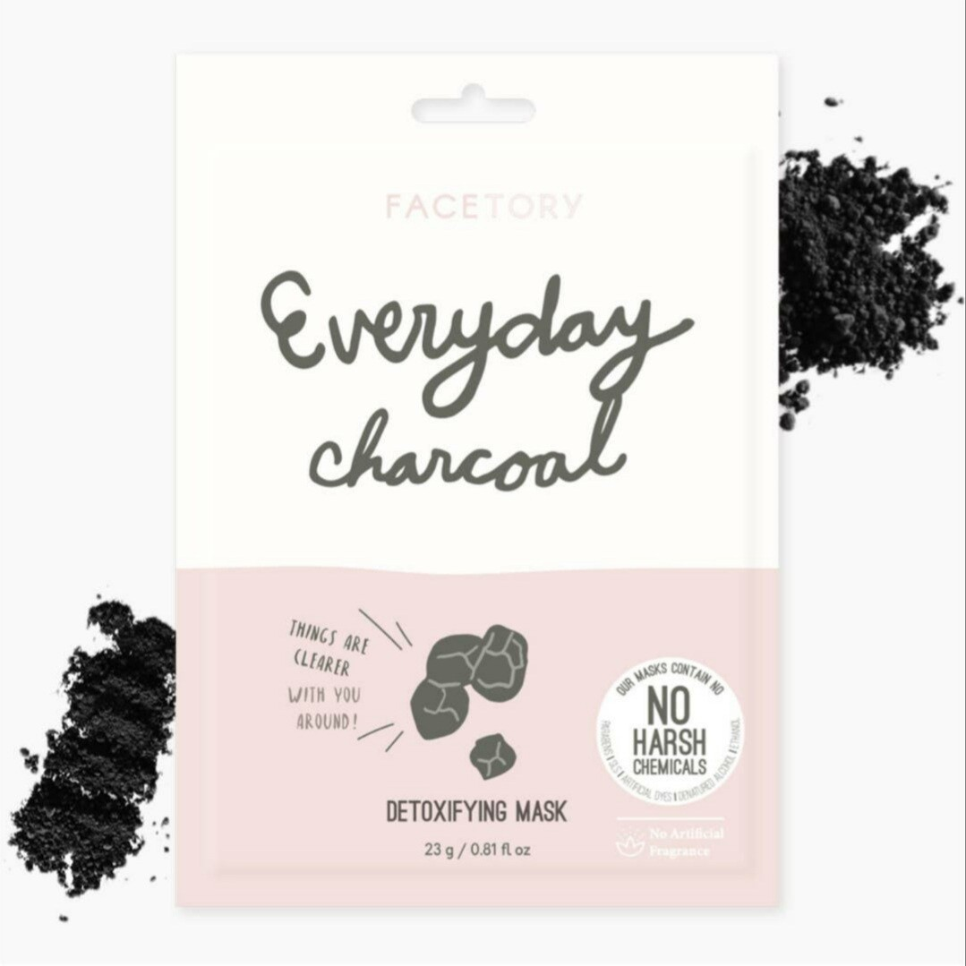 Everyday, Charcoal Detoxifying Mask