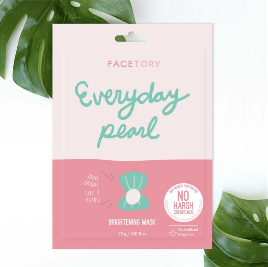 Everyday, Pearl Brightening Mask