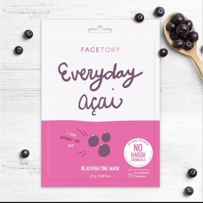 Everyday, Acai Rejuvenating Mask