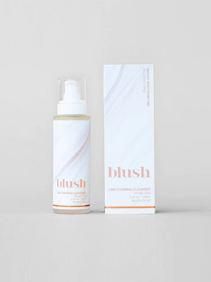 CBD Foaming Cleanser