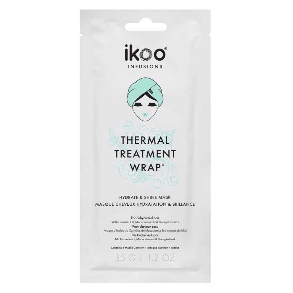 THERMAL TREATMENT WRAP HYDRATE & SHINE