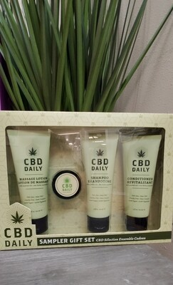 CBD Daily Gift Pack