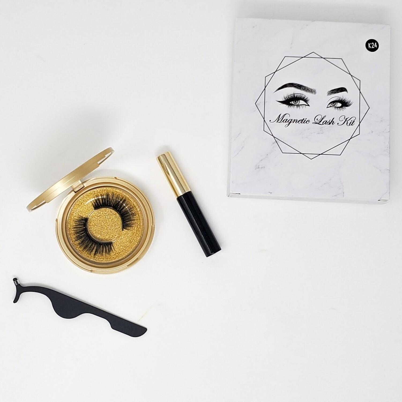 Magnetic Lash Kit-  Diamond
