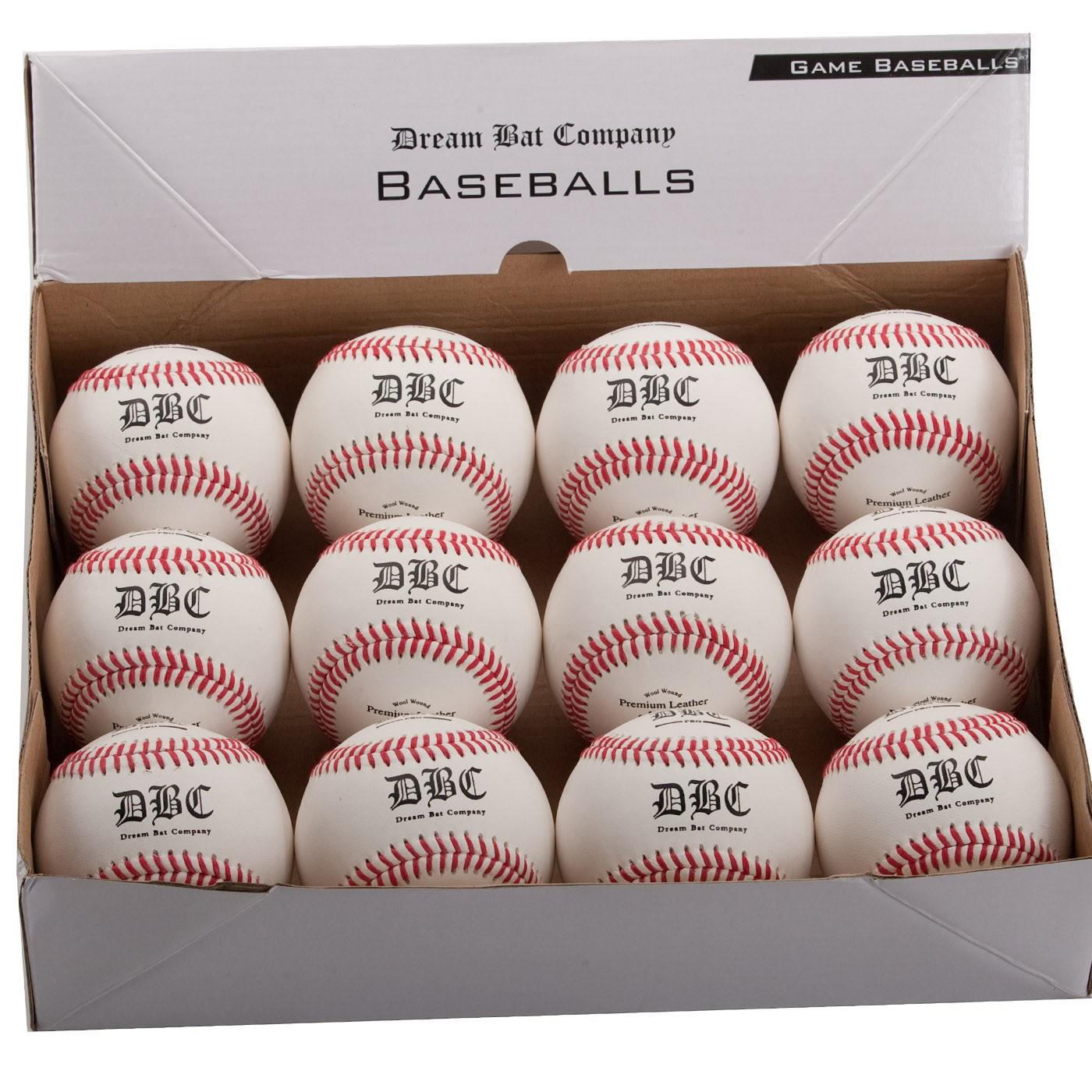 Professional Baseballs (12)