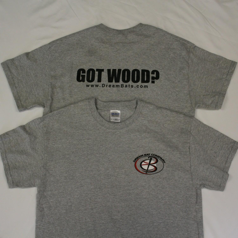 "DBC ""Got Wood?"" T Shirt"