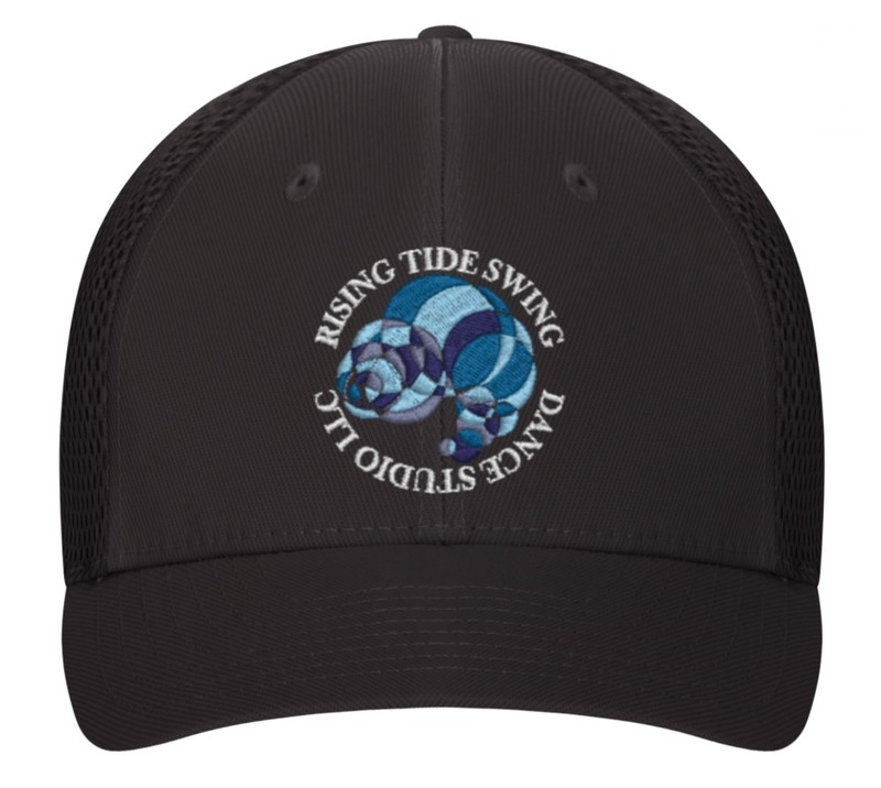 Rising Tide Embroidered Hat