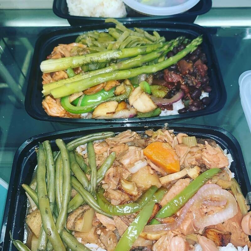 5 Days - 2 Meals / Day